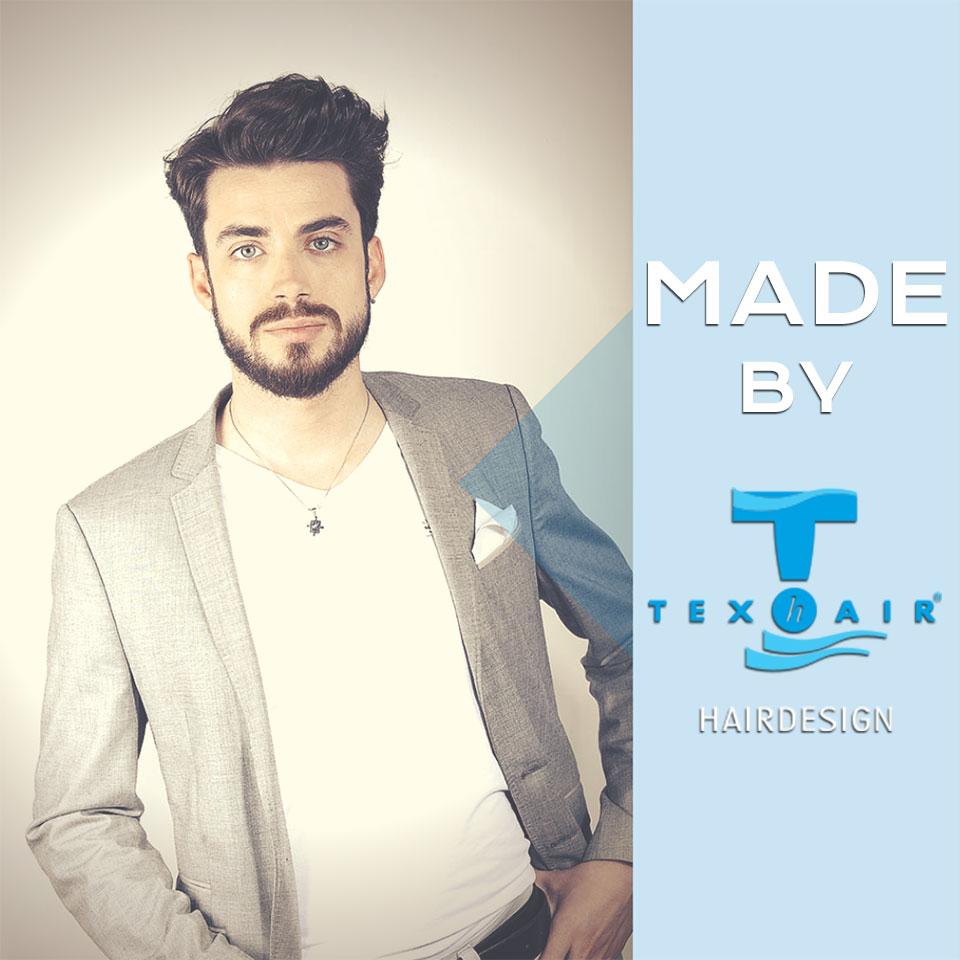 I tagli maschili più trendy e come gestirli, made by Texhair