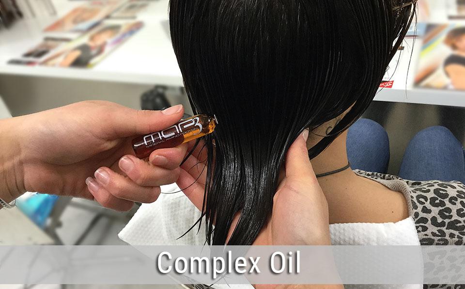 Condizionanti: il Complex Oil