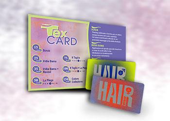 La TexCard serve a raccogliere i punti e ottenere tanti vantaggi