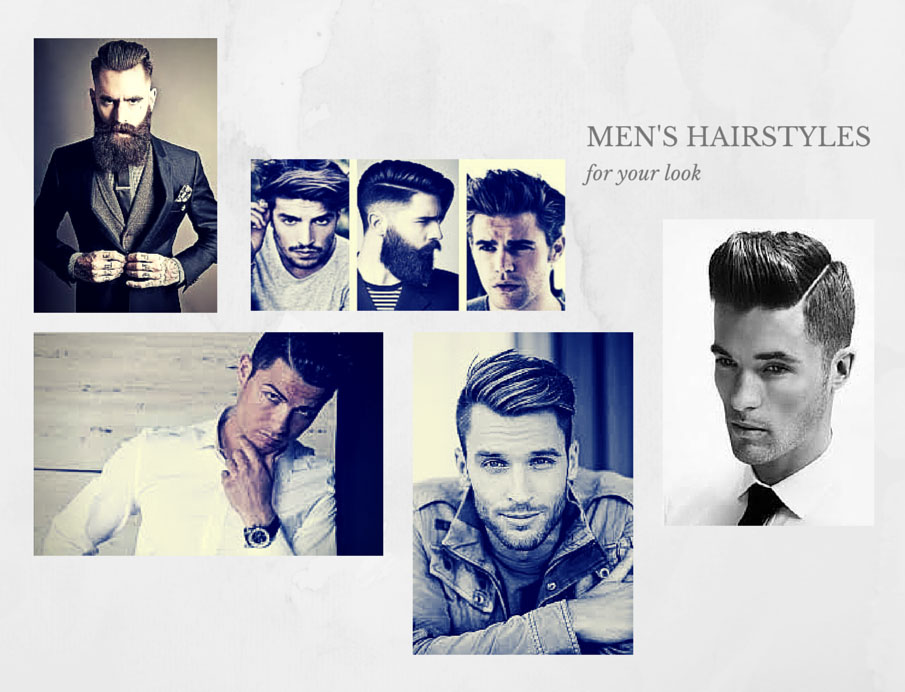 Gli stili dei tagli maschili per il tuo look