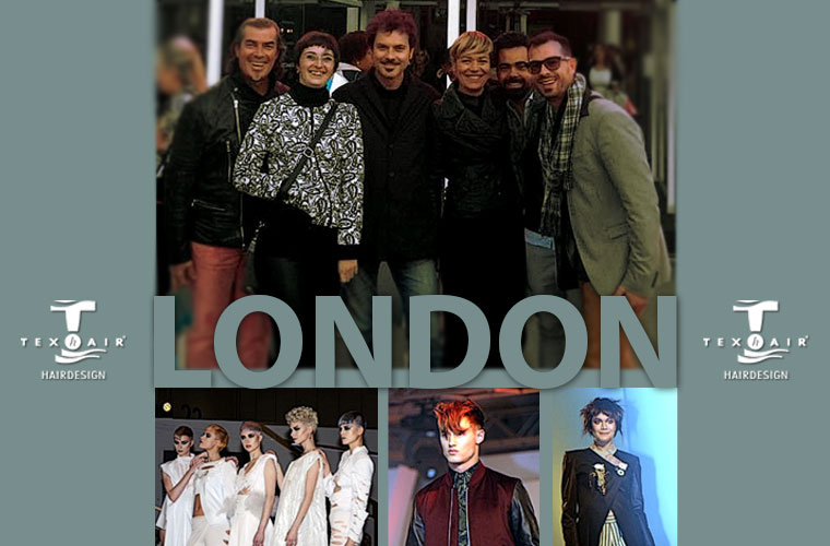 Texhair al Salon International di Londra